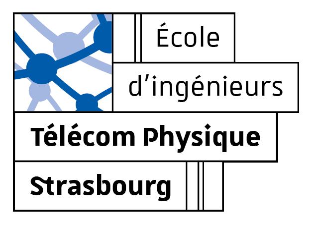 Logo Télécom Physique