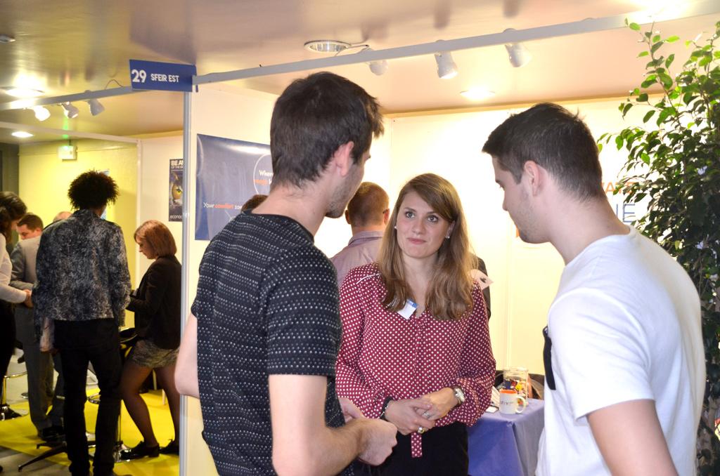 Forum Alsace Tech : une journée pour recruter